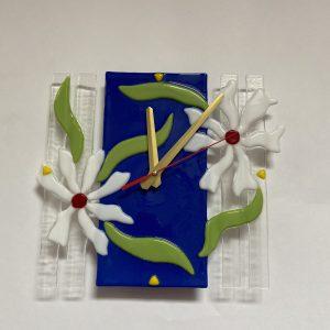 Ф'юзинг годинник Квіти 2